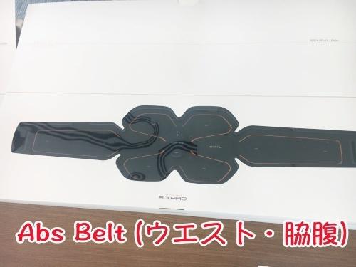 Sixpad Abs Belt 脇腹.JPG